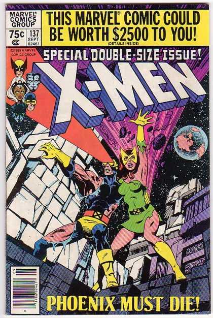Uncanny X-Men 137 - Cyclops - Phoenix - John Byrne, Terry Austin