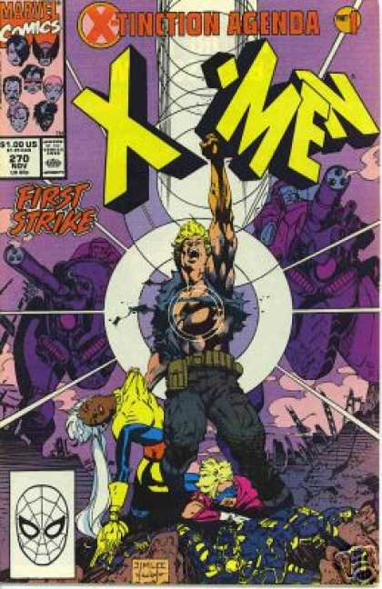 Uncanny X-Men 270 - Storm - Jim Lee, Scott Williams