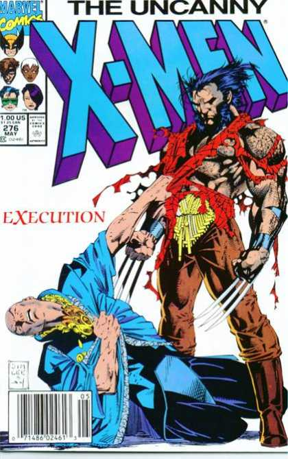 Uncanny X-Men 276 - Jim Lee, Scott Williams