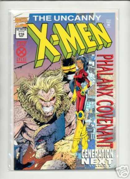 Uncanny X-Men 316 - Joe Madureira