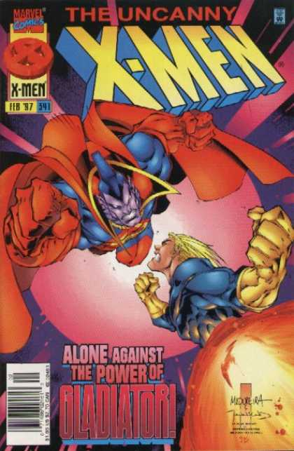 Uncanny X-Men 341 - Joe Madureira