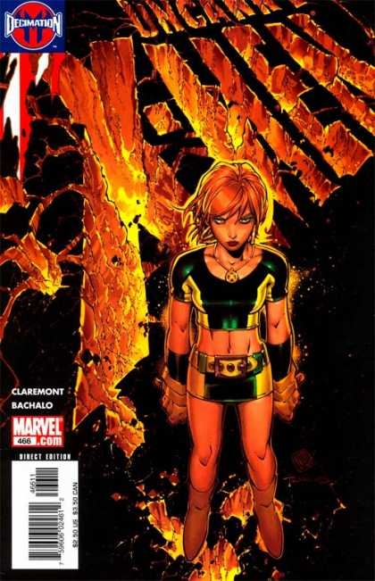 Uncanny X-Men 466 - Chris Bachalo