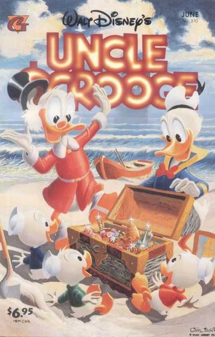 Uncle Scrooge 310