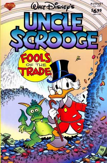 Uncle Scrooge 320