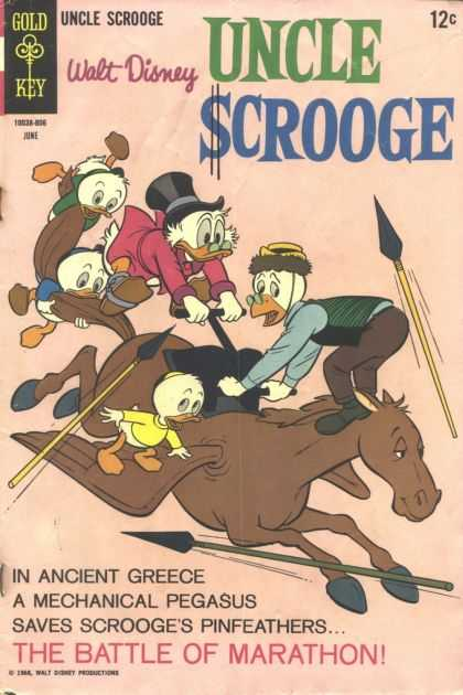 Uncle Scrooge 75
