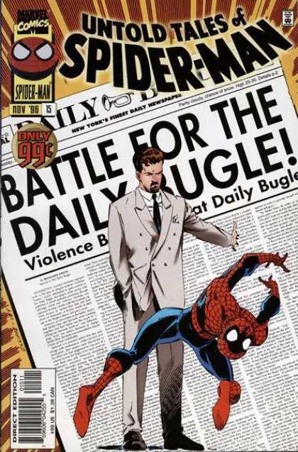 Untold Tales of Spider-Man 15