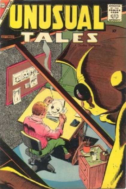 Unusual Tales 13