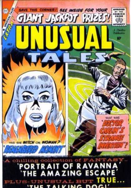 Unusual Tales 17