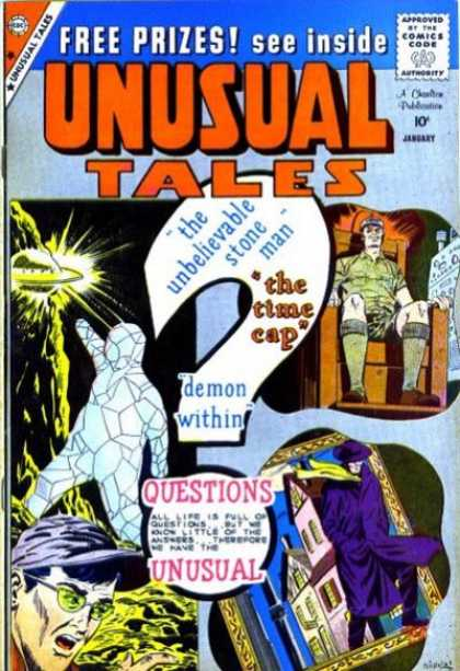Unusual Tales 20