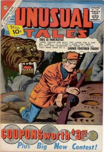Unusual Tales 28