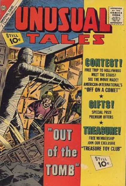 Unusual Tales 32