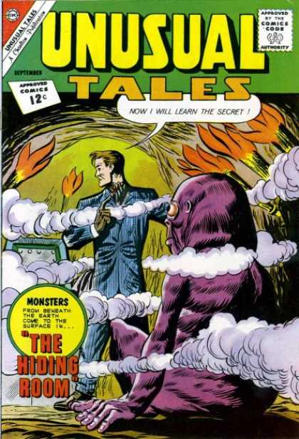 Unusual Tales 35