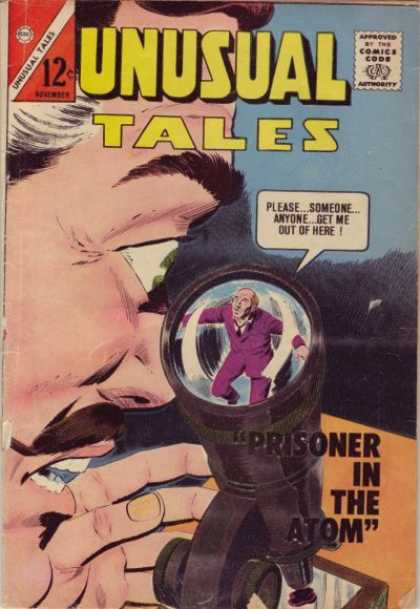 Unusual Tales 42