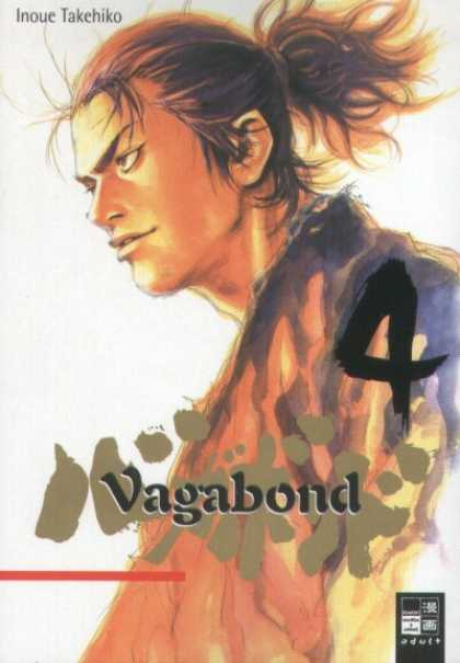 Vagabond 4 - Vegabond - Bond Girl - 4th Part Of Vegabond - Kung Fu Girl - Comic Action