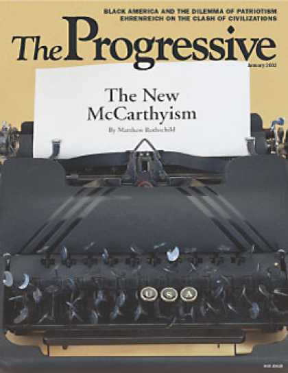 Various Magazines - The Progressive