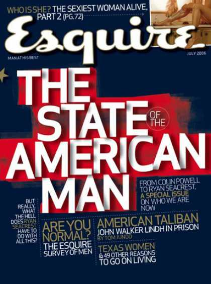 Various Magazines - Esquire