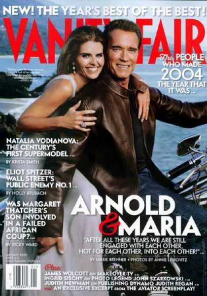 Various Magazines - Vanity Fair