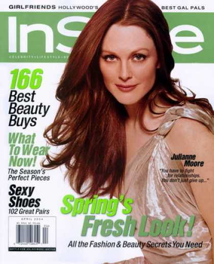 Various Magazines - InStyle