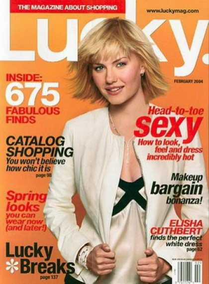 Various Magazines - Lucky