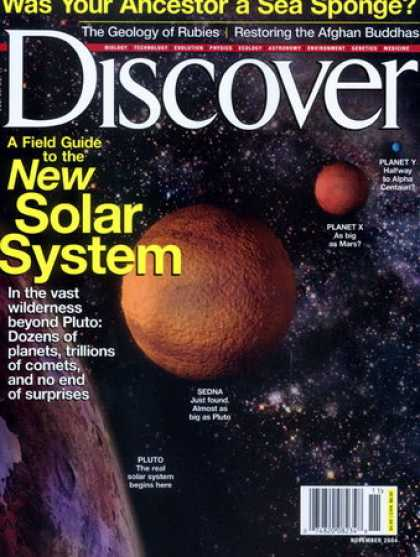 Various Magazines - Discover