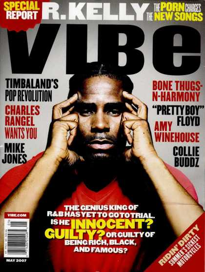 Various Magazines - Vibe