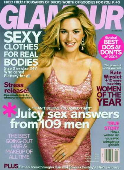 Various Magazines - Glamour