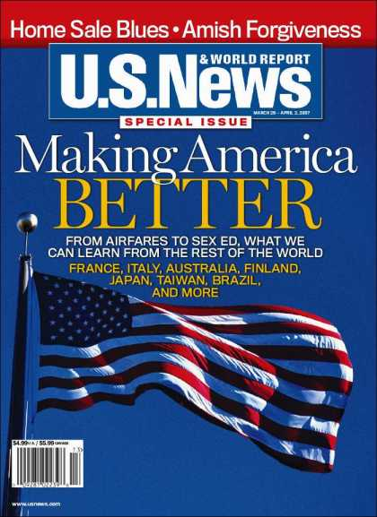 Various Magazines - U.S. News