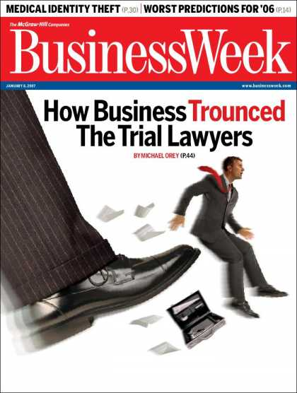 Various Magazines - Business Week