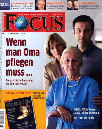 Various Magazines - Focus