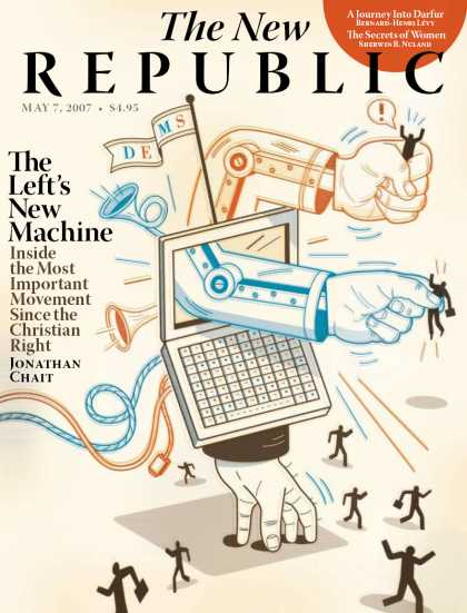 Various Magazines - The New Republic