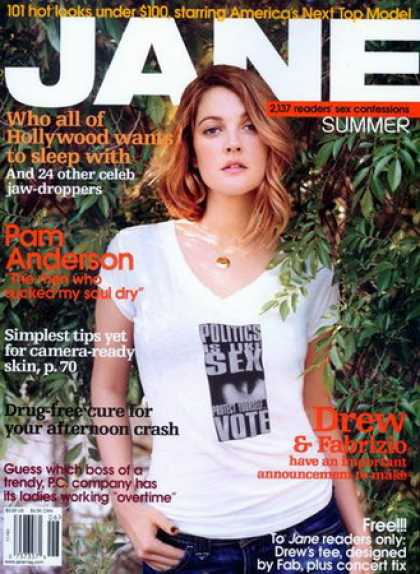 Various Magazines - Jane