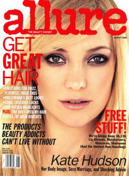 Various Magazines - Allure