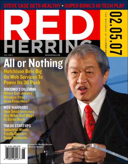 Various Magazines - Red Herring