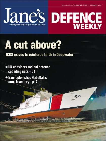Various Magazines - Jane's Defence Weekly