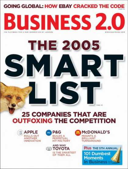 Various Magazines - Business 2.0