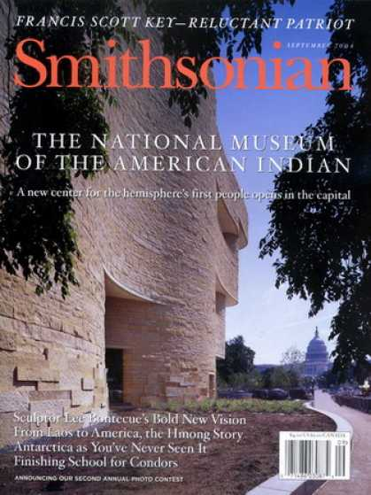 Various Magazines - Smithsonian