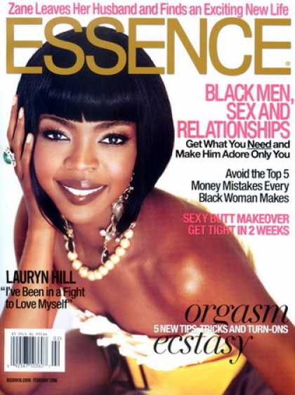 Various Magazines - Essence