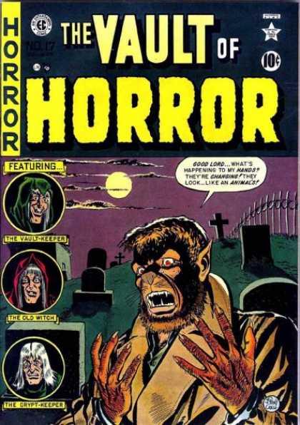Vault of Horror 17