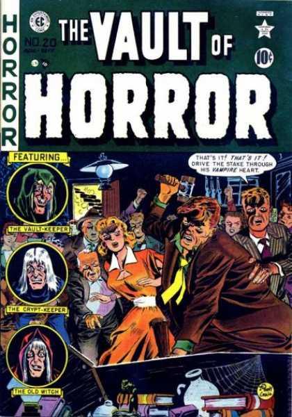 Vault of Horror 20