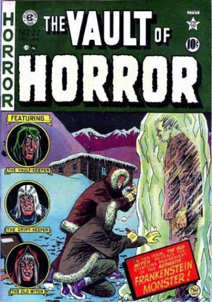 Vault of Horror 22