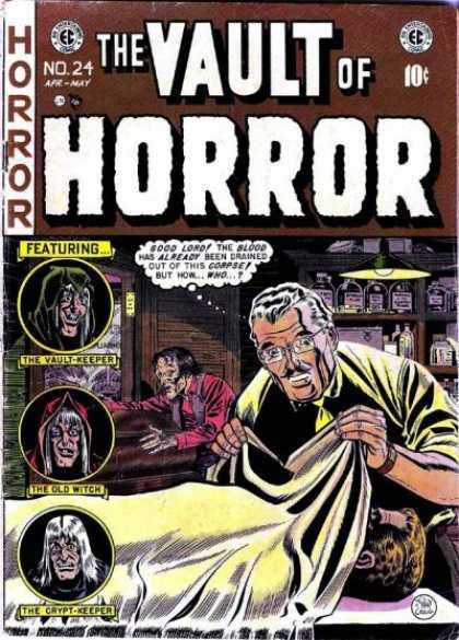 Vault of Horror 24