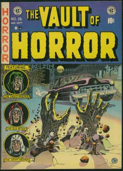 Vault of Horror 26