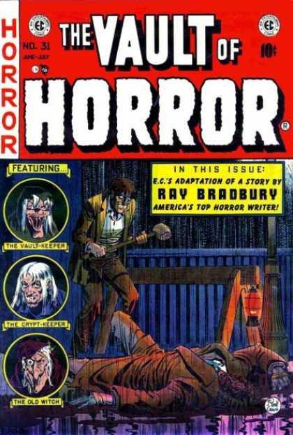Vault of Horror 31