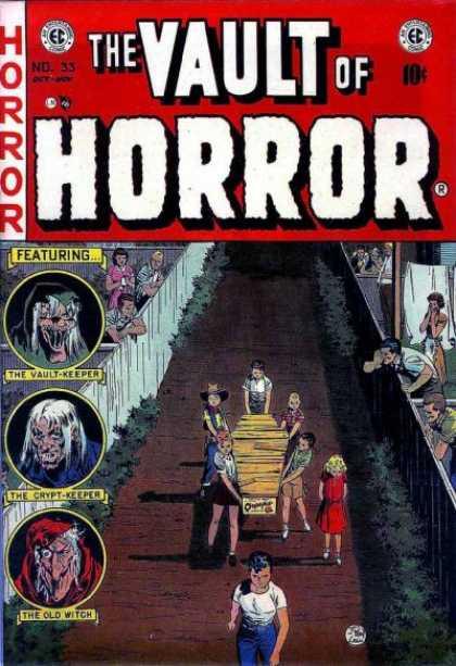 Vault of Horror 33