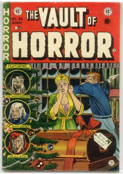 Vault of Horror 35