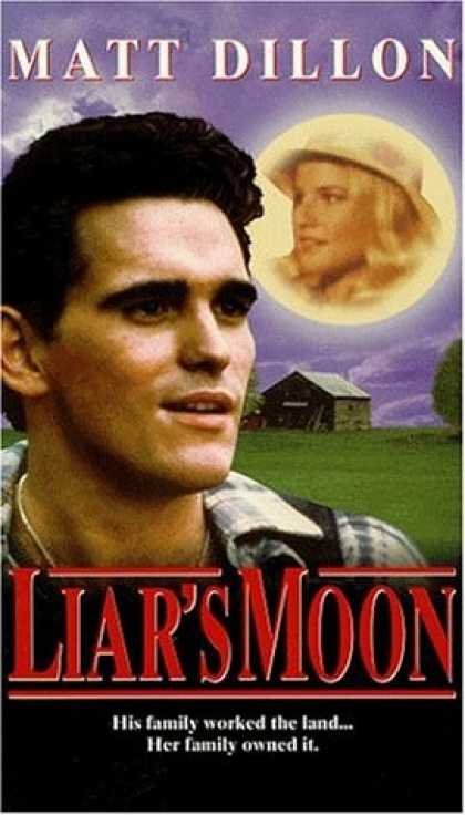 VHS Videos - Liar's Moon United American