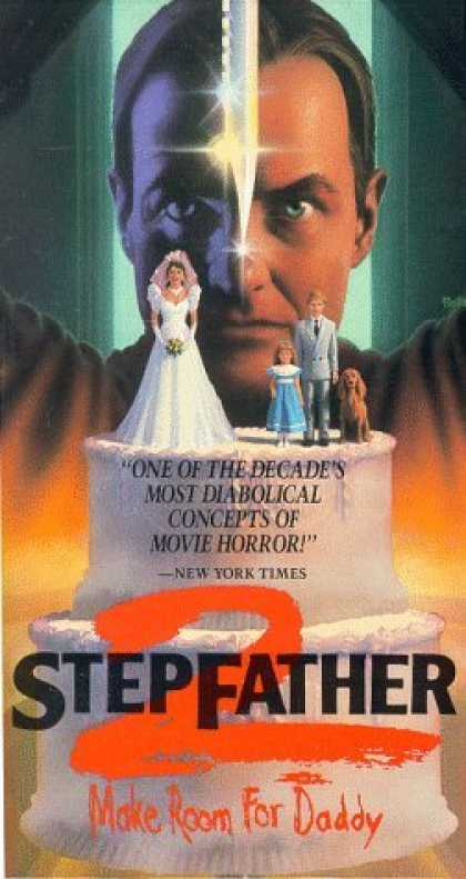 VHS Videos - Stepfather 2