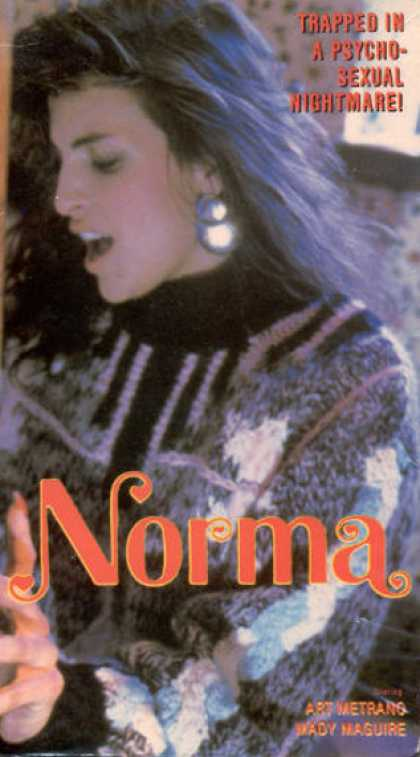 VHS Videos - Norma American