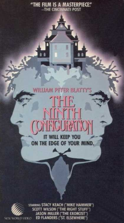 VHS Videos - Ninth Configuration