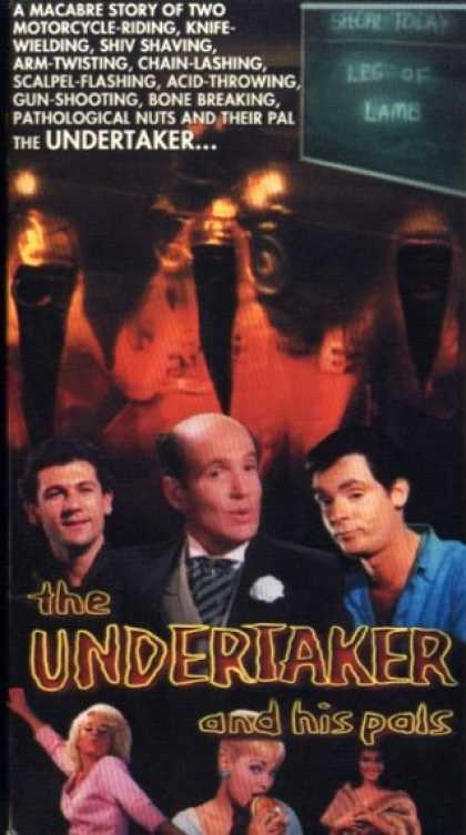 VHS Videos - Undertaker and His Pals